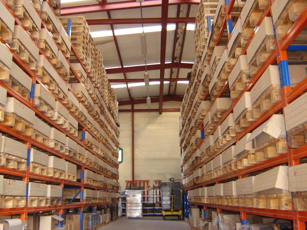 brasier-industrie Plateforme logistique intégrée